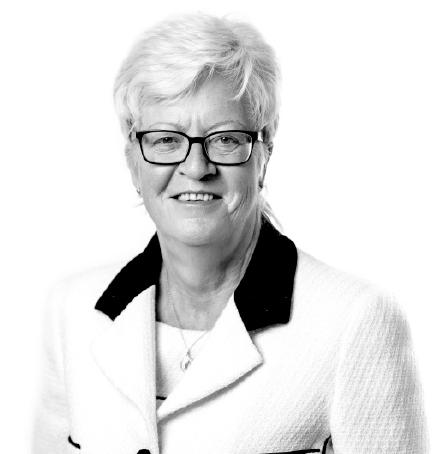 Helen Pitcher OBE portrait